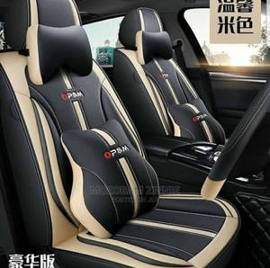 High Quality Exotic Pure Leather Seat Cover   Vehicle Parts & Accessories for sale in Lagos State, Ojo