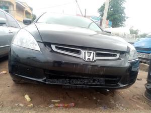Honda Accord 2006 Black   Cars for sale in Lagos State, Abule Egba