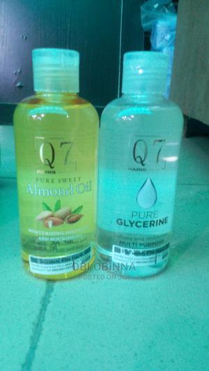 Q7 Almond Oil | Bath & Body for sale in Lagos State, Ojo