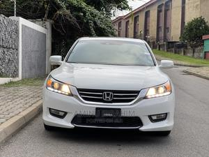 Honda Accord 2014 White | Cars for sale in Abuja (FCT) State, Asokoro