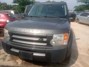 Land Rover LR3 2005 SE Gray   Cars for sale in Lagos State, Ojodu