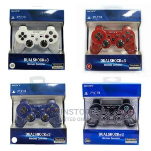 Playstation 3 Control Pad   Video Game Consoles for sale in Cross River State, Calabar