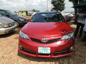 Toyota Camry 2014 Red | Cars for sale in Ondo State, Akure