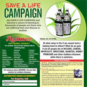 Jigsmur Herbal   Vitamins & Supplements for sale in Lagos State, Isolo