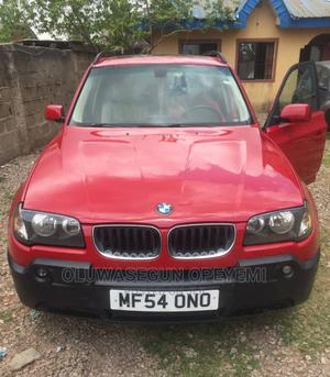 BMW X3 2007 Red | Cars for sale in Lagos State, Ifako-Ijaiye