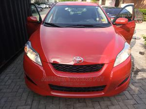 Toyota Matrix 2008 Red | Cars for sale in Lagos State, Yaba