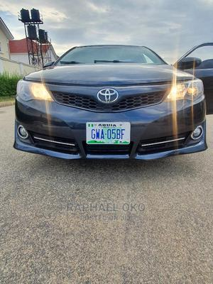 Toyota Camry 2013 Blue | Cars for sale in Abuja (FCT) State, Galadimawa