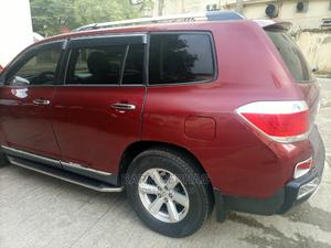Toyota Highlander 2010 Limited Red | Cars for sale in Abuja (FCT) State, Central Business Dis