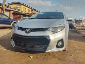 Toyota Corolla 2016 Silver | Cars for sale in Lagos State, Mushin