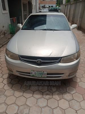 Toyota Solara 2001 Silver | Cars for sale in Abuja (FCT) State, Lugbe District