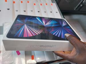 New Apple iPad Pro 11 (2021) 128 GB Silver   Tablets for sale in Lagos State, Ikeja