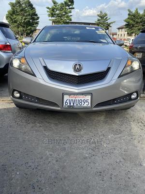 Acura ZDX 2011 Base AWD Silver | Cars for sale in Lagos State, Kosofe