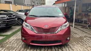Toyota Sienna 2012 XLE 7 Passenger Mobility Red | Cars for sale in Lagos State, Ogba