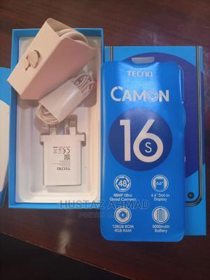 New Tecno Camon 16S 128 GB Green   Mobile Phones for sale in Lagos State, Ifako-Ijaiye