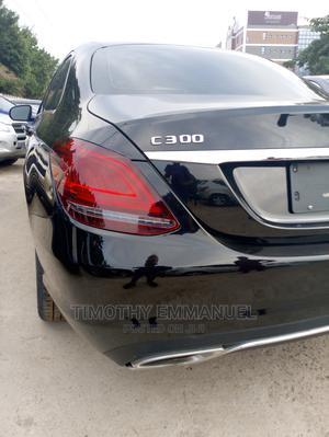 Mercedes-Benz C300 2018 Base C300 RWD Sedan Black | Cars for sale in Abuja (FCT) State, Garki 2