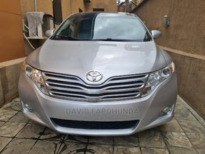 Toyota Venza 2010 V6 AWD Silver | Cars for sale in Lagos State, Ikeja