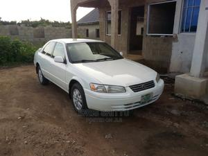 Toyota Camry 2001 White | Cars for sale in Lagos State, Epe