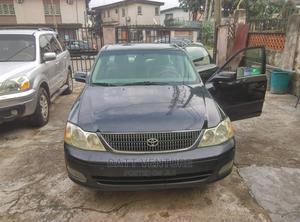 Toyota Avalon 2002 XLS W/Bucket Seats Black | Cars for sale in Lagos State, Egbe Idimu