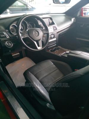 Mercedes-Benz E350 2014 Red   Cars for sale in Abuja (FCT) State, Garki 2