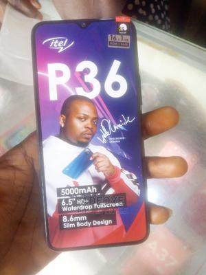 New Itel P36 16 GB Black | Mobile Phones for sale in Lagos State, Ikorodu