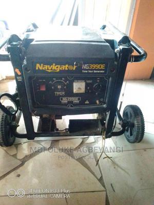 4 5 KVA Navigator Generator   Electrical Equipment for sale in Lagos State, Ajah