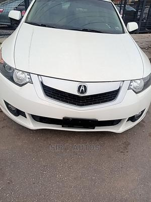 Acura TSX 2009 Automatic Tech Package White | Cars for sale in Oyo State, Ibadan