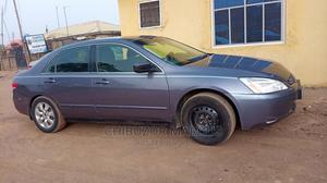 Honda Accord 2003 Automatic Gray | Cars for sale in Abuja (FCT) State, Lugbe District