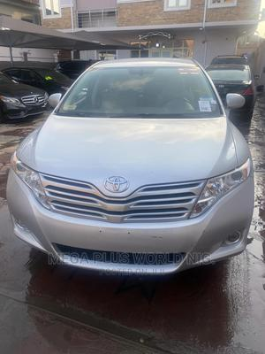Toyota Venza 2010 AWD Silver | Cars for sale in Lagos State, Surulere