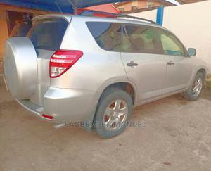 Toyota RAV4 2009 Limited Silver   Cars for sale in Lagos State, Ifako-Ijaiye