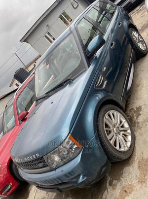 Land Rover Range Rover Sport 2012 HSE 4x4 (5.0L 8cyl 6A) Blue | Cars for sale in Lagos State, Ikeja