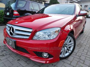 Mercedes-Benz C300 2008 Red | Cars for sale in Lagos State, Gbagada