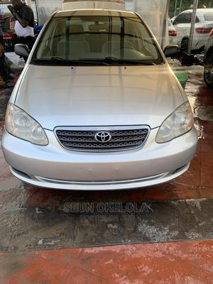 Toyota Corolla 2007 1.8 VVTL-i TS Silver | Cars for sale in Lagos State, Lekki