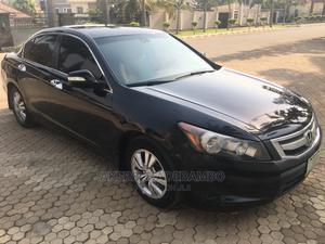 Honda Accord 2008 Black | Cars for sale in Abuja (FCT) State, Galadimawa