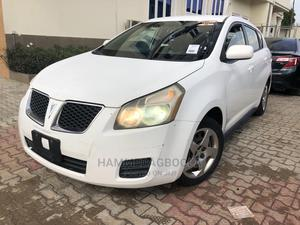 Pontiac Vibe 2009 2.4 4WD White | Cars for sale in Lagos State, Ikeja