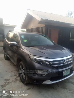 Honda Pilot 2016 LX 4dr SUV (3.5L 6cyl 5A) Gray | Cars for sale in Lagos State, Ikeja