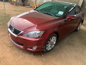 Lexus IS 2010 250 Red | Cars for sale in Kwara State, Ilorin West