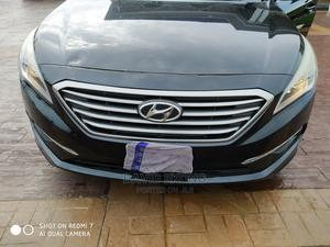 Hyundai Sonata 2015 Black | Cars for sale in Akwa Ibom State, Uyo