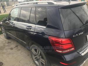 Mercedes-Benz GLK-Class 2013 350 4MATIC Blue | Cars for sale in Lagos State, Ajah