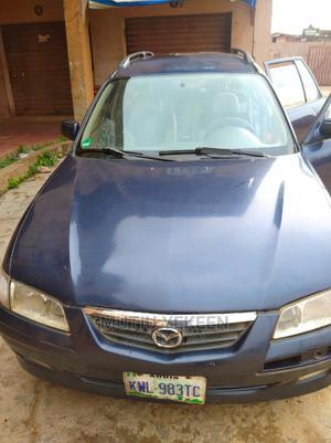 Mazda 626 2002 Wagon Blue   Cars for sale in Osun State, Olorunda-Osun