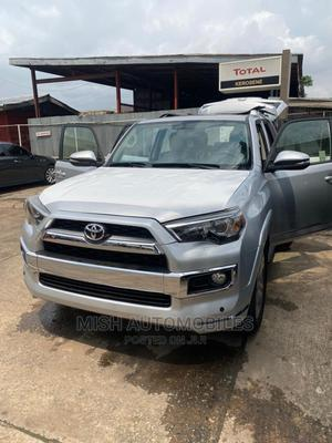 Toyota 4-Runner 2015 Silver | Cars for sale in Lagos State, Ikeja