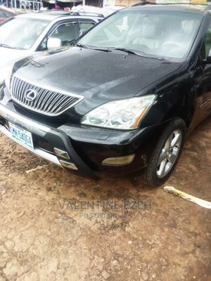 Lexus RX 2005 330 Black | Cars for sale in Anambra State, Idemili