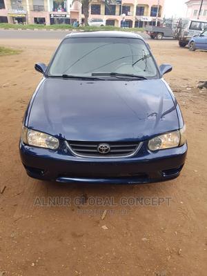 Toyota Corolla 2001 Sedan Blue   Cars for sale in Kwara State, Ilorin West