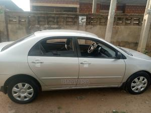 Toyota Corolla 2003 Sedan Automatic Silver | Cars for sale in Abuja (FCT) State, Kubwa