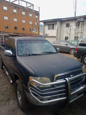 Toyota Tacoma 2004 Double Cab V6 4WD Black   Cars for sale in Abia State, Aba North