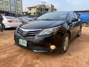 Toyota Avensis 2013 Black | Cars for sale in Lagos State, Ikeja