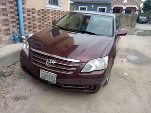 Toyota Avalon 2007 XLS Red | Cars for sale in Delta State, Ugheli