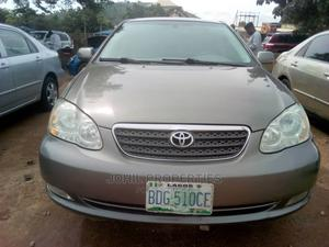Toyota Corolla 2006 LE Gray | Cars for sale in Abuja (FCT) State, Mabushi