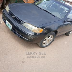 Toyota Corolla 1999 Automatic Black | Cars for sale in Lagos State, Alimosho