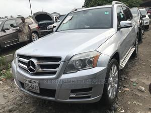 Mercedes-Benz GLK-Class 2011 350 Silver   Cars for sale in Lagos State, Amuwo-Odofin