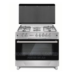 Maxi Gas Cooker 60*90 (4+2) – Inox | Kitchen Appliances for sale in Oyo State, Ibadan